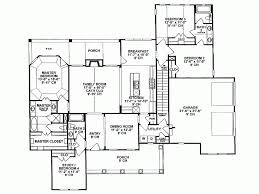 Eplans Country House Plan   Optional Fourth Bedroom or Study    Level