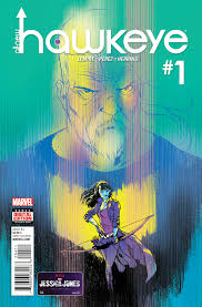 Image result for all-new hawkeye #1 2015
