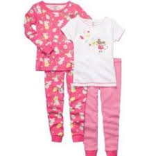 <b>Пижама Carters</b> Snug Fit Cotton 4-Piece Pjs (с мышами) | Отзывы ...