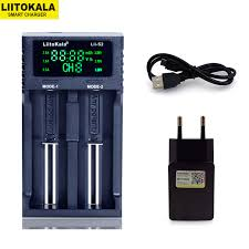<b>NEW Liitokala Lii PD4 S4</b> S2 402 202 100 18650 Battery Charger ...