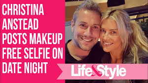 Christina Anstead Looks Gorgeous Without Makeup During Date ...