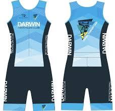 <b>Womens Half Sleeve</b> Darwin Tri Club Tri Suit - Revolution Clothing