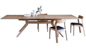 extendable dining table vitra: cross extending dining table    cross extending dining table