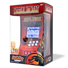 Mortal Kombat - <b>Handheld Arcade Game</b> - Color Screen - Walmart ...
