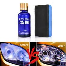 <b>30ML Car</b> Scratch <b>Repair</b> Coating <b>Auto Headlight</b> Polishing Fluid ...