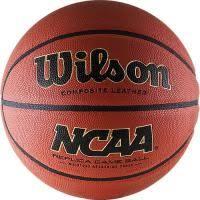 <b>Мяч баскетбольный Wilson NCAA</b> Replica Game Ball купить по ...