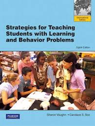 strategies for teaching students with behavioral problems student with behavior problems