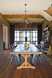 Farmhouse Dining Room Lighting Dazzling Feast 21 Creatively Fun Ways To Light Up The Dining Room