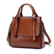 100% <b>Genuine</b> leather <b>Women</b> handbags <b>2019 New</b> female Korean ...