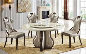 Round Marble Kitchen Table Sets Round Marble Top Dining Table Ideal Dining Table Sets For Kitchen