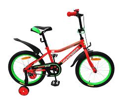 """<b>Велосипед</b> 18"""" <b>AVENGER SUPER STAR</b>, красный/черный - купить ..."""