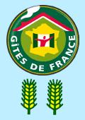 Résultats de recherche d'images pour «logo gites de france 2 épis»