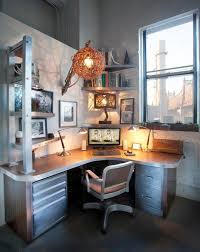 home office decorate cubicle. rustic lux cubicle looks like a million bucks office nookhome home decorate