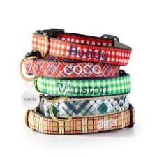<b>Personalized Dog Collars</b>, Sweaters & Leashes | Mark and Graham
