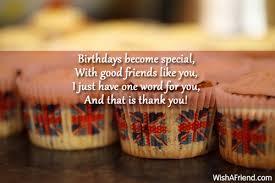 Resultado de imagen para thank you for the birthday wishes