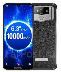 <b>Oukitel K12</b> 6.3''FHD+ 6/64GB NFC 10000mAh стекло+бампер+ ...