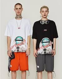 Hedonistk Streetwear Tshirt Oversize <b>Summer Top</b> Tee <b>Men</b> Tshirt ...