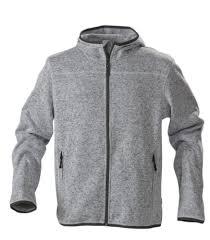 <b>Куртка флисовая мужская</b> RICHMOND, серый меланж - купить на ...