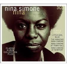 Nina Simone, Classic Album Selection, Germany, 3-CD album set (Triple - Nina-Simone-Classic-Album-Sel-530030