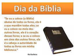 Resultado de imagem para dia da biblia 2015