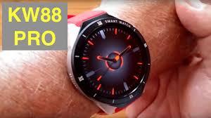KingWear <b>KW88</b> Pro SLEEK 3G Android 7 1GB/16GB <b>Smartwatch</b> ...