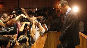 Image result for images of Oscar Pistorius in courtroom