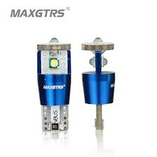 2x T10 W5W <b>15W</b> Cree Chip XP-E CANBUS NO ERROR White LED ...