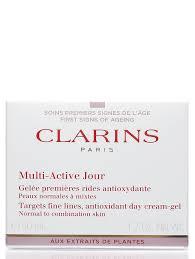 <b>Clarins дневный гель</b> для нормальной и комбинированной кожи ...