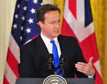 England Prime Minister David Cameron