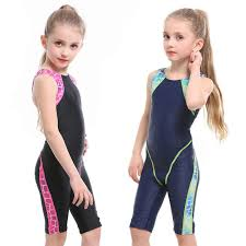 Professional Competitive <b>One Piece</b> Swimsuit for <b>Kids</b> Swimwear ...