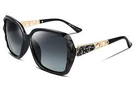 FEISEDY Classic Polarized <b>Sunglasses Women Fashion</b> UV400 ...