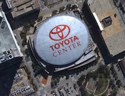 Toyota Houston Tx Visual Intelligence Toyota Center