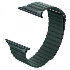 <b>Аксессуар Ремешок Devia Belt</b> Elegant Leather Loop для Apple ...