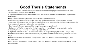 developing thesis statement ppt thesis statements slideshare thesis statements slideshare