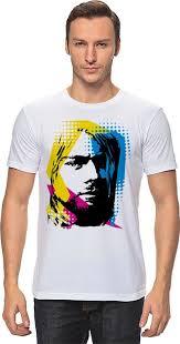 <b>Футболка классическая Printio</b> Nirvana Kurt Cobain #759079