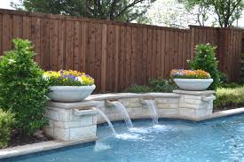 Small Picture Garden Design Landscaping in Dallas