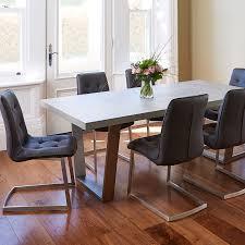 dining table ravenna black chairs