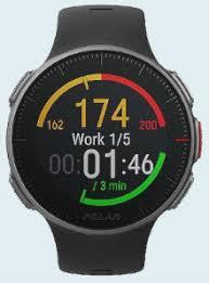 Мультиспортивные <b>часы Polar Vantage V</b> black