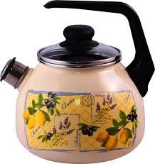 """<b>Чайник Appetite</b> """"Citrus"""", со свистком, <b>3 л</b>. 4с209я — купить в ..."""