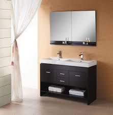 dazzling bathroom vanities design using compact wooden cabinet bathroom basin furniture