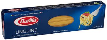 amazon com barilla pasta linguine 16 ounce prime pantry