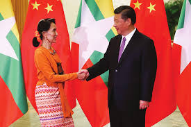 China's Role in Myanmar's Internal Conflicts