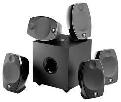 <b>Комплект акустики Focal Sib</b> Evo 5.1 — купить по выгодной цене ...