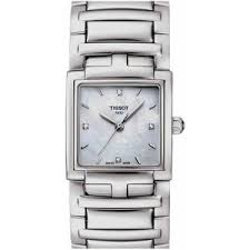 Tissot <b>Женские часы</b>, Evocation Diamond, Серый, Нержавеющая ...