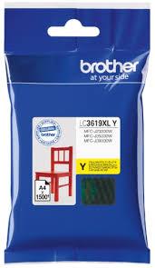 Купить <b>картридж</b> и тонер для принтеров/МФУ <b>Brother LC3619XLY</b> ...