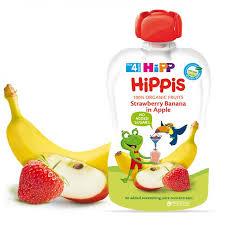 hipp пюре яблоки с грушей 5 месяцев 6 шт по 125 г