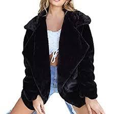 Buy Callm <b>Women Winter</b> Coat Soft Faux Fur <b>Keep Warm</b> Outerwear ...