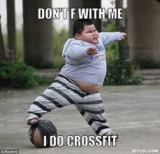 Crossfit Fat Kid Meme Generator - DIY LOL via Relatably.com