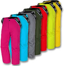 CMP Ski Trousers for Boys and Girls <b>Winter Outdoor</b> Trousers with ...