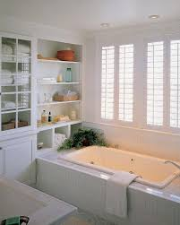 image bathtub decor:  elegant white bathroom decor ideas pictures amp tips from hgtv bathroom and bathroom ideas decor